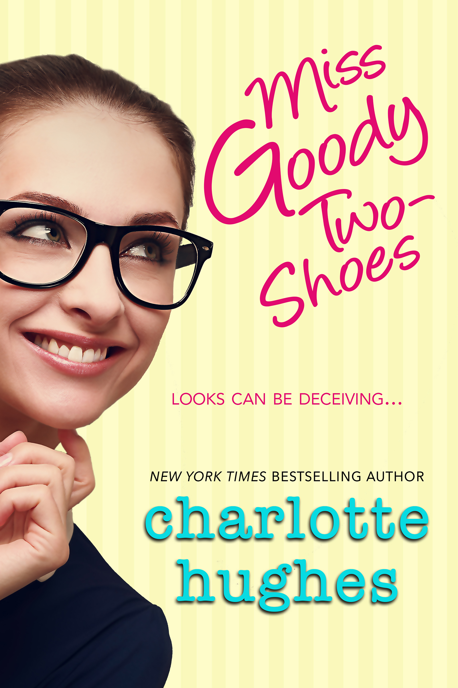 Miss Goody Two Shoes romance book